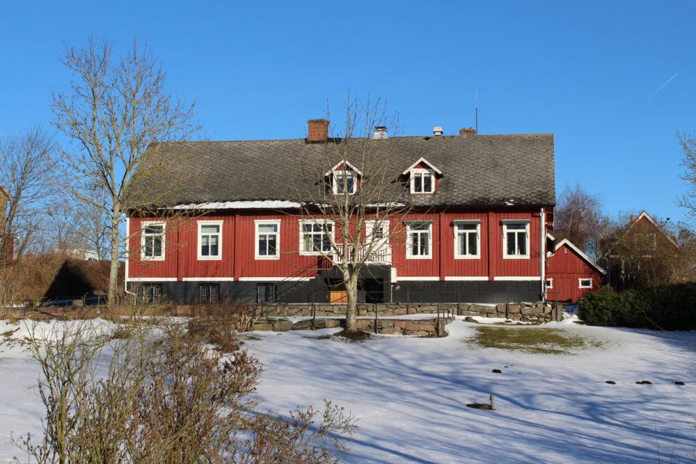 Oppmanna Församlinghem, fotograf Päivi Slotteborn
