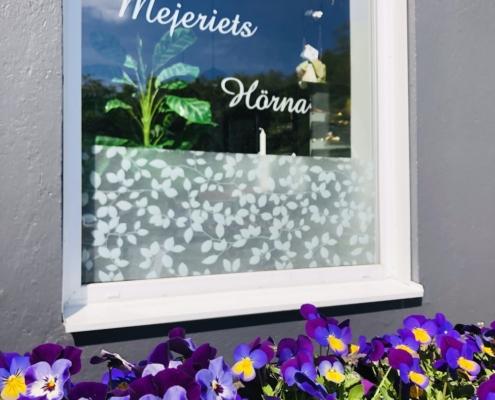 Mejeriets Hörna - café i Arkelstorp