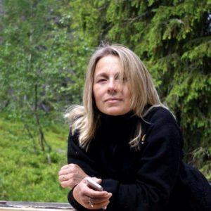 Päivi Slotteborn, massageterapeut på Yogaklang