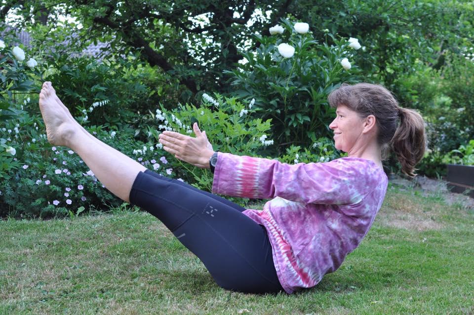 Yoga med träning i Arkelstorp