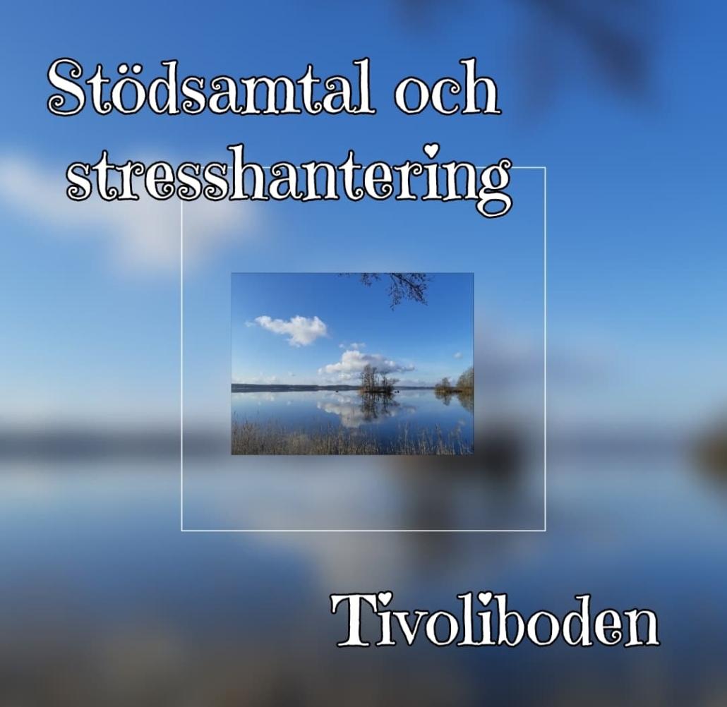 stödsamtal och stresshantering